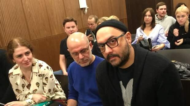Кириллу Серебренникову дали три года условно