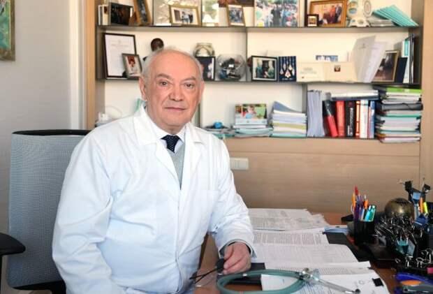 Румянцев призвал не снижать финансирование лечения лимфобластного лейкоза