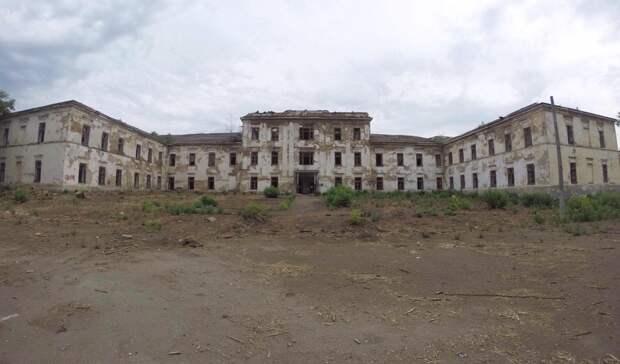 Исторические Михайловские казармы вОренбурге снесут доконца мая