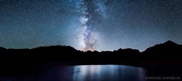 Потрясающие звездные пейзажи