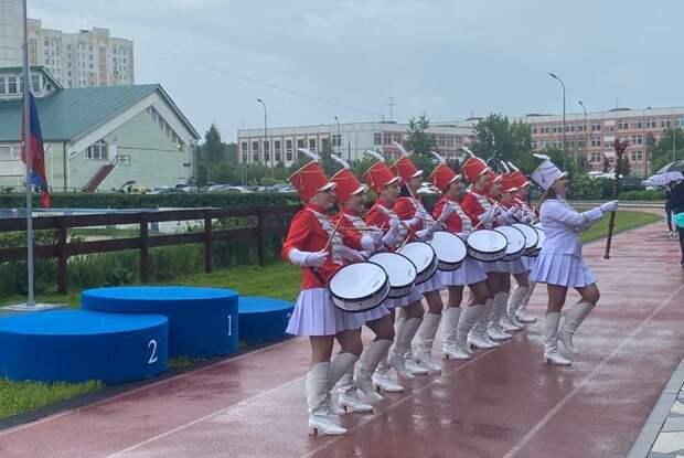 В Северном определились победители городского турнира «Лазер-бег»