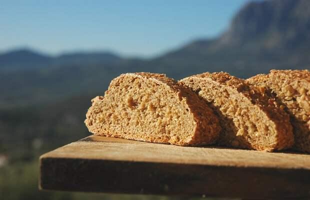 Здоровый хлеб: натуральная пшеничная закваска МЕДОВАЯ