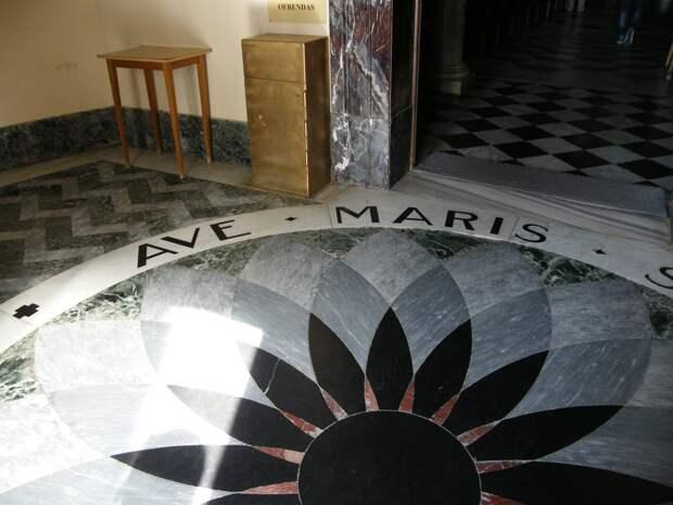 Израиль. Кармелитский монастырь.
