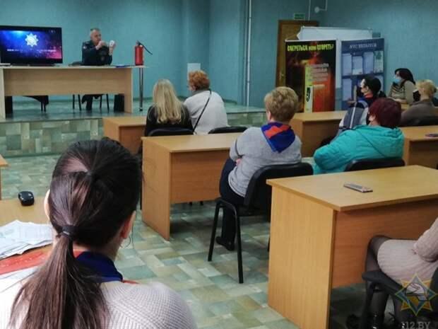 Выступления в трудовых коллективах. Бобруйск.
