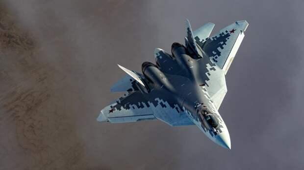 Modern Diplomacy: российский Су-57 уничтожит гегемонию США в Европе