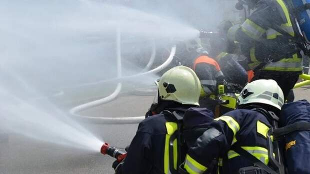 Мать и двое детей погибли при пожаре в Оренбургской области