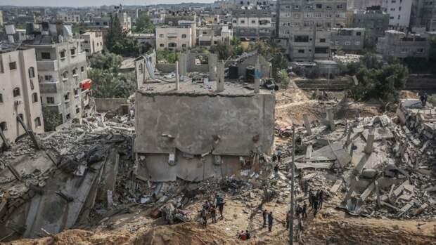 Четыре ракетных удара Израиля уничтожили офисы международных СМИ в Газе
