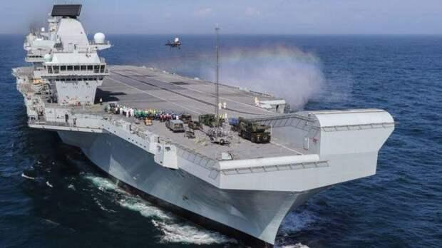 В отместку или плановые? Корабли ВМФ России проведут стрельбы вблизи от морской британской группировки…