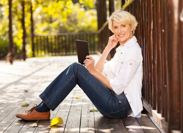 Женщины от 40 до 50 - это новое ″не стареющее″ поколение