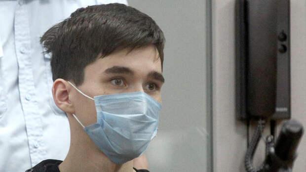 Устроивший стрельбу в казанской школе не жалуется на условия в СИЗО