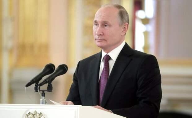 Путин заявил послам, что Россия открыта для взаимовыгодного партнерства