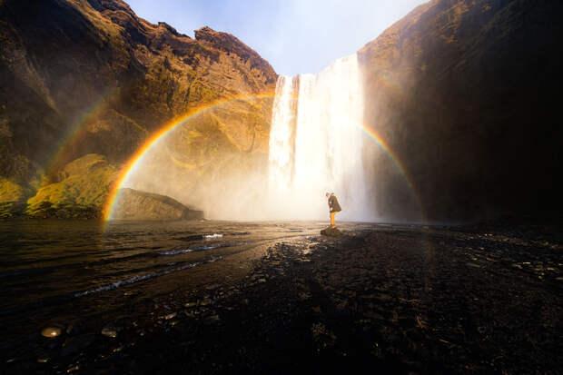 Under the Rainbow by Sami Lievonen on 500px.com