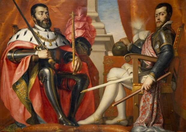 Славные дела и горькие поражения Филиппа II