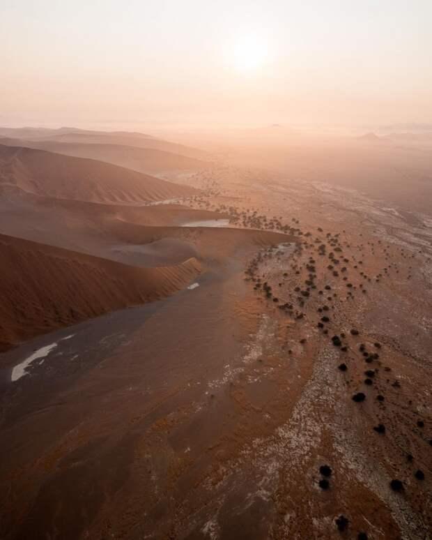 Удивительные путешествия и приключения на снимках Эрин Салливан