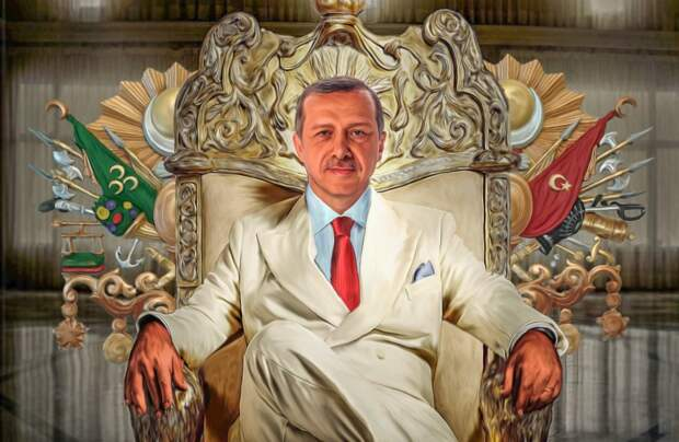 Большой затейник Эрдоган: Сатановский поделился мнением о заявлении президента Турции