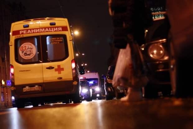 Пенсионер спас жизнь пешеходу из Омска, переехав его на машине