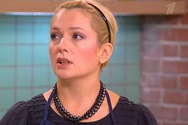 Мария Порошина прослезилась из-за слов Николая Цискаридзе о ее маме
