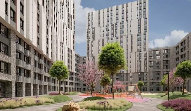 ЮЗАО входит в пятерку лидеров по оформлению жилья Росреестром