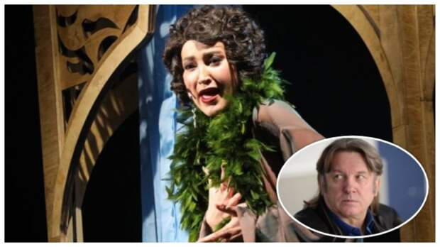Лоза озвучил смысл появления Бузовой на сцене МХАТа