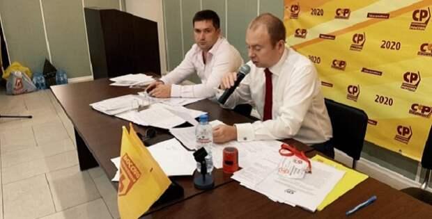 На Кубани «справороссы» представили кандидата в губернаторы