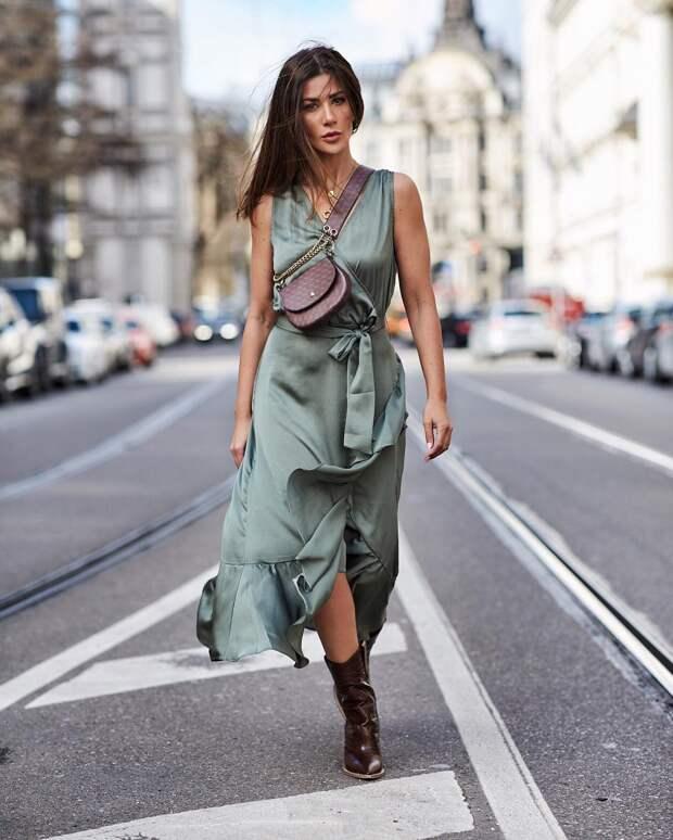платья весна лето 2019 модные тенденции фото 37