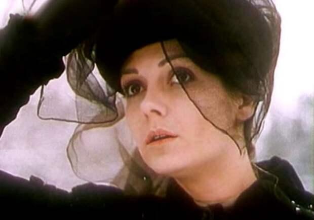 Гражина Байкштите в фильме *Женщина в белом*, 1981 | Фото: kino-teatr.ru