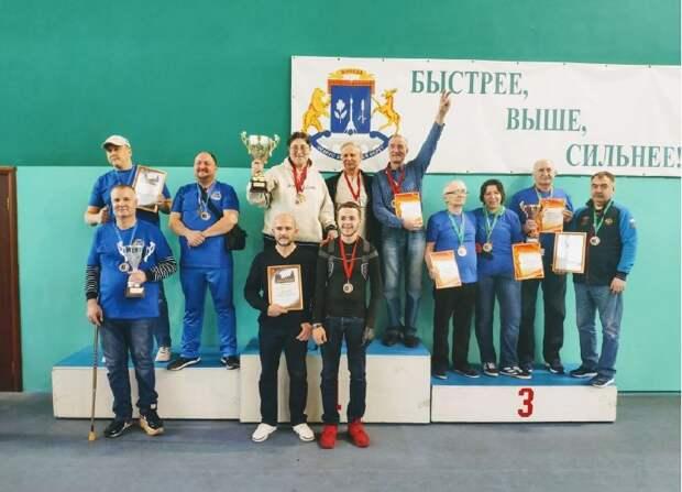Спортсмены из СВАО взяли «серебро» спартакиады «Мир равных возможностей» по дартсу