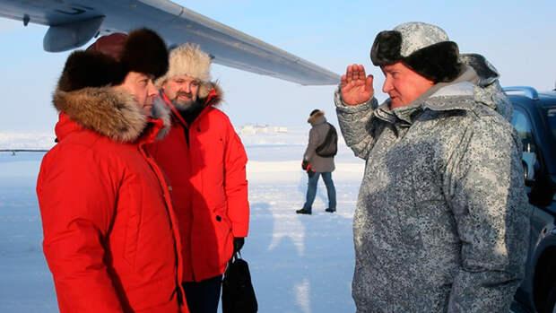 Конец карьеры: Медведева отправляют к белым медведям