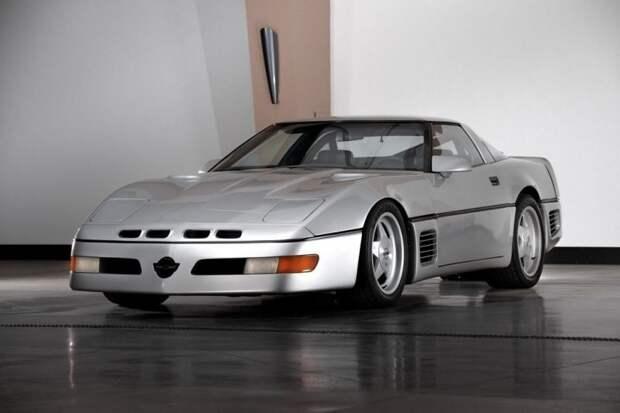 Chevrolet Corvette, установивший рекорд скорости в1988 году, выставлен нааукцион