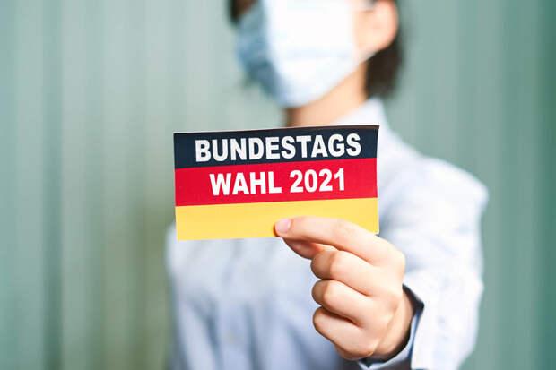Выборы в Бундестаг начались в Германии