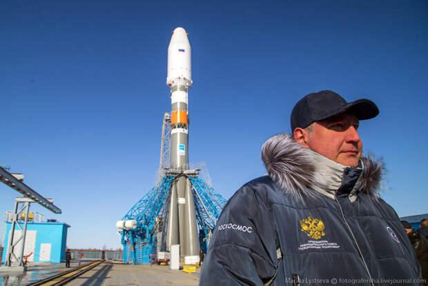 Рогозин соберет на себя гнев за гибель российского космоса