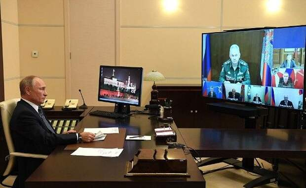 Путин ожидает серьёзного продвижения вкарабахском урегулировании