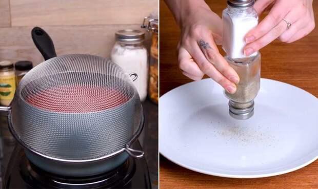 30+ простых лайфхаков на кухне, которые сделают вас настоящим гуру готовки