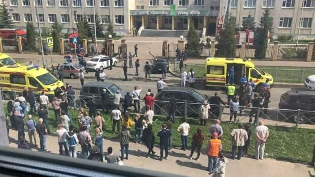 Число погибших в казанской школе педагогов увеличилось до двух