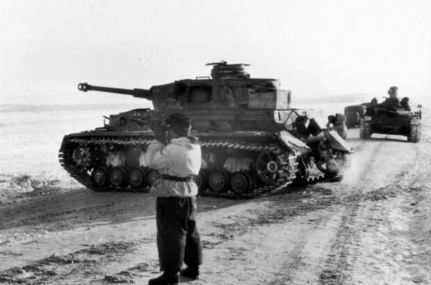 Операция «Зимняя гроза»: последняя попытка Гитлера прорвать Сталинградский котёл