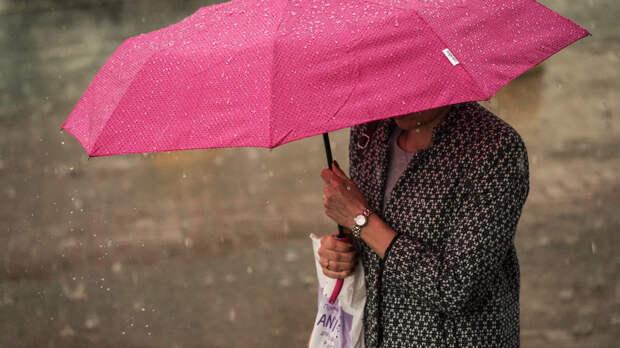 На Москву надвигается циклон, затопивший Европу