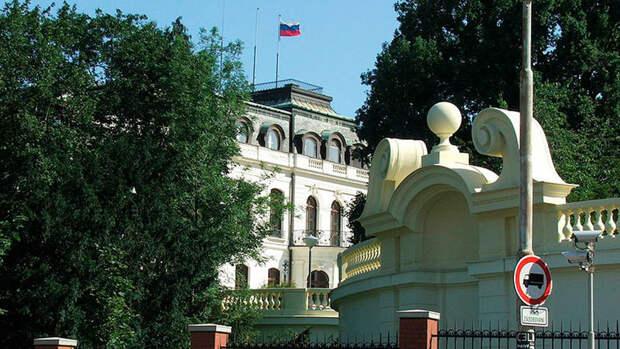 Посольство России сообщило об угрозах дипломату в Чехии