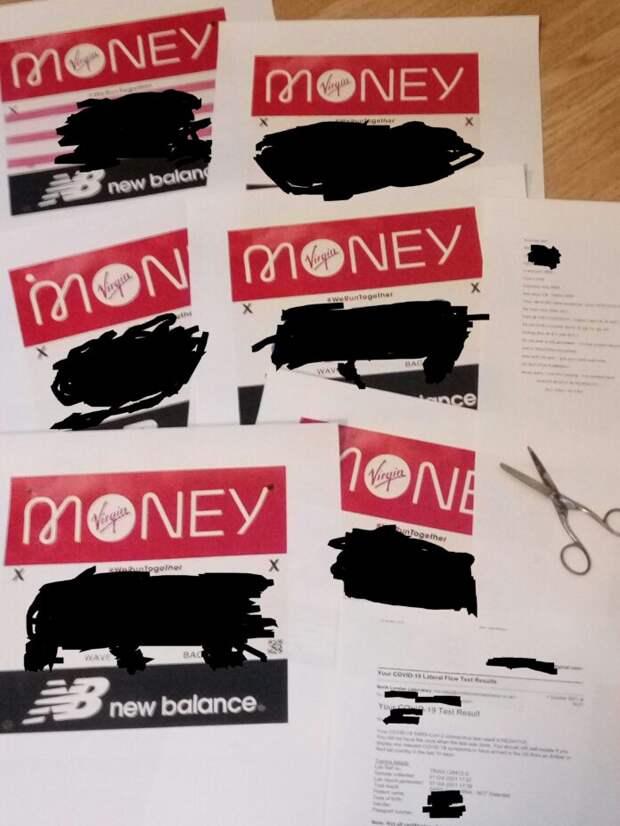 Anonymous Bandit Taunts M.I. And London Marathon