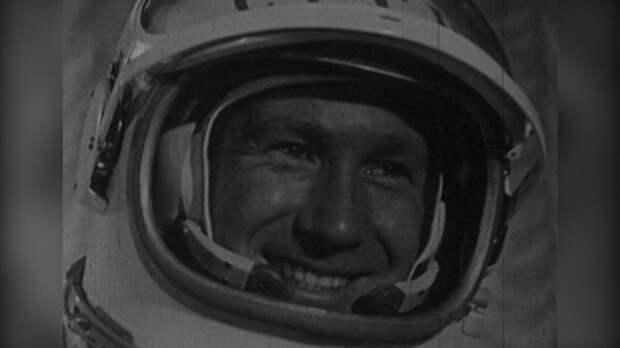 Алексей Леонов вышел в космос на свое 85-летие