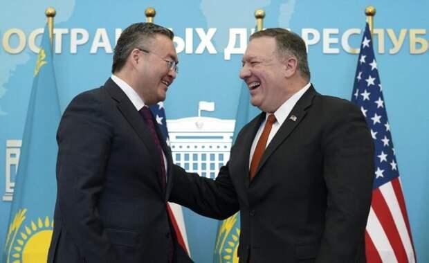 Турне главы Госдепа США по постсоветским странам: успех или провал? сша, снг помпео