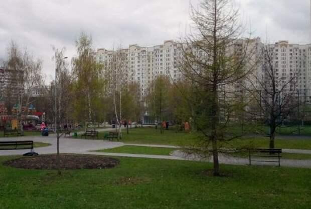 Сквер около станции метро «Люблино» получил официальное название