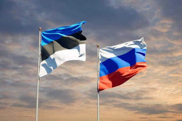 Россия объявила персоной нон грата эстонского дипломата