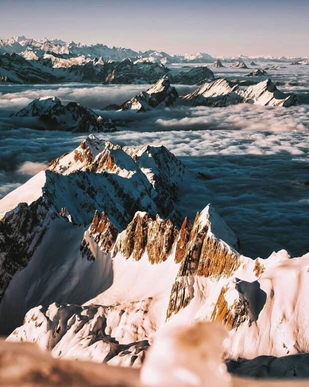 Яркие снимки из путешествий Андре Александера