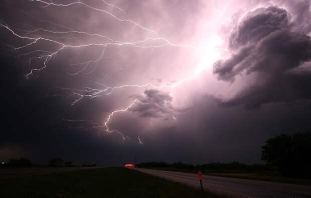 Прогноз погоды на 18 мая: ожидаются кратковременные дожди с грозами