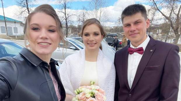 Биатлонистка Тамара Воронина вышла замуж: фото и видео