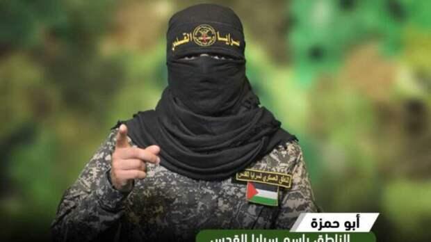 Палестинцы: по Израилю нанесен удар 11-тонной баллистической ракетой