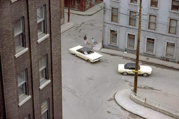 Цветные фото Америки 60-х