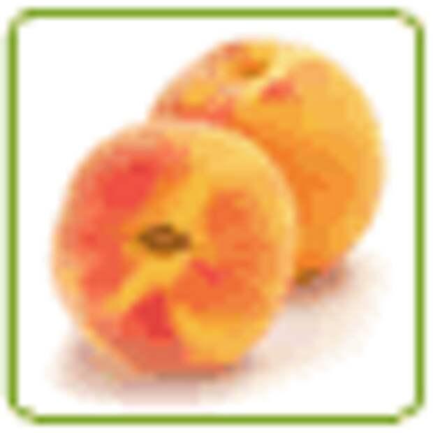Персик и слива с беконом на гриле, рецепт с фото