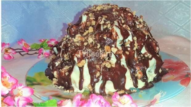 Торт «Графские развалины» — рецепт