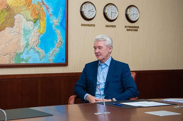 Собянин оценил вероятность введения новых ограничений в Москве
